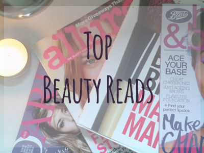 Top Beauty Reads