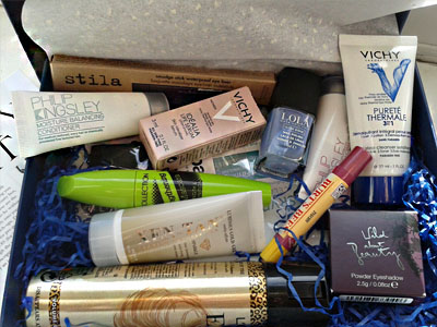 Glamour Beauty Box
