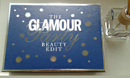 Glamour Part Beauty Edit box