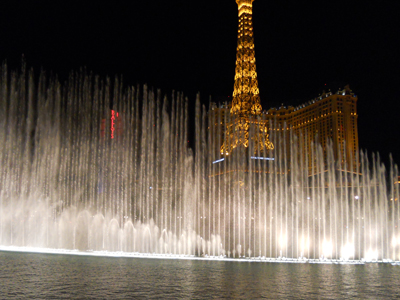 Las Vegas Fountains