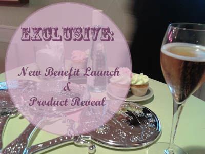 New Benefit launch