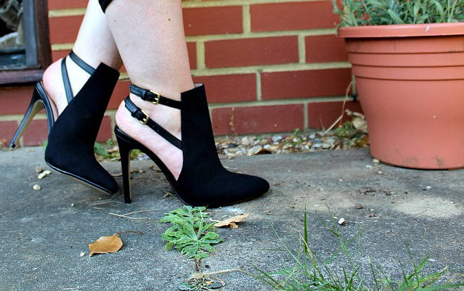 Dorothy Perkins Strapped Heeled Boots