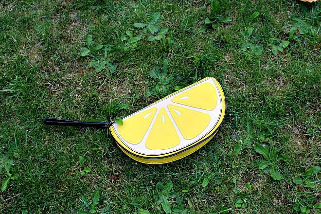 New look Lemon Purse
