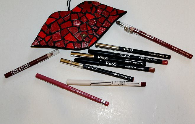 Lipliner collection