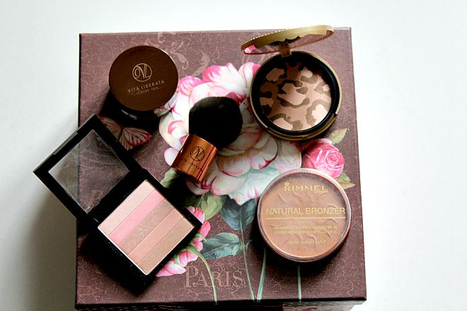 Summer glow beauty products