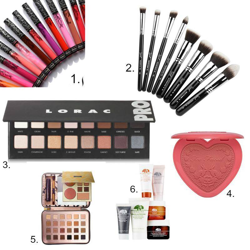 USA beauty Wishlist