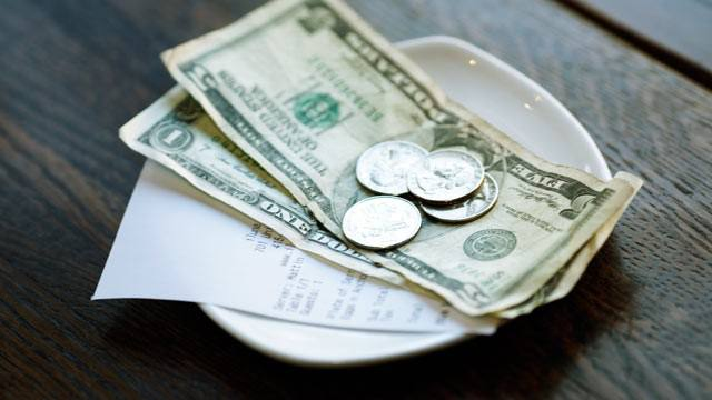Tipping in America