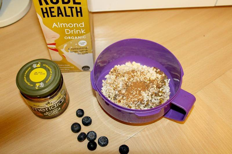 Veganuary Overnight oats