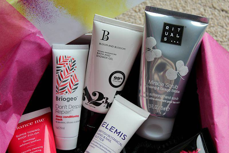 Look Fantastic Beauty Box April