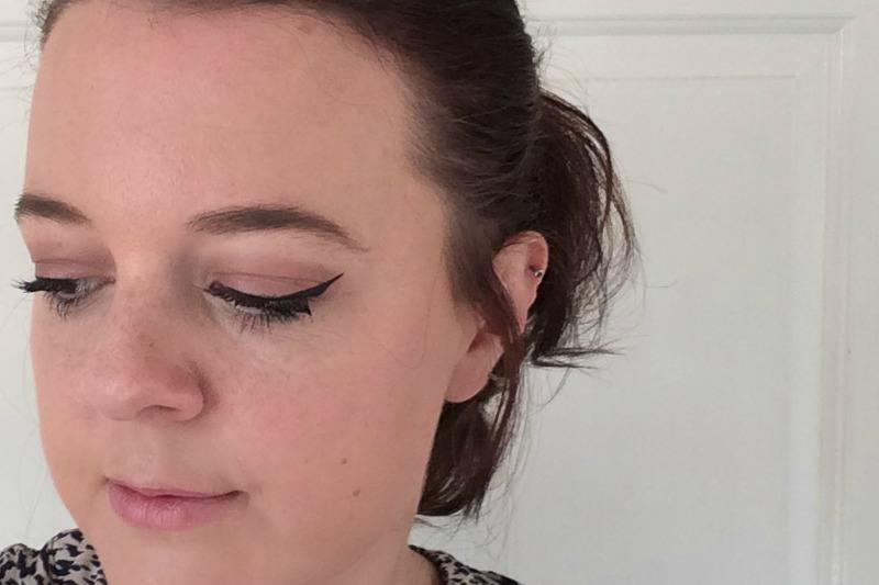 Stila mascara and eye liner review