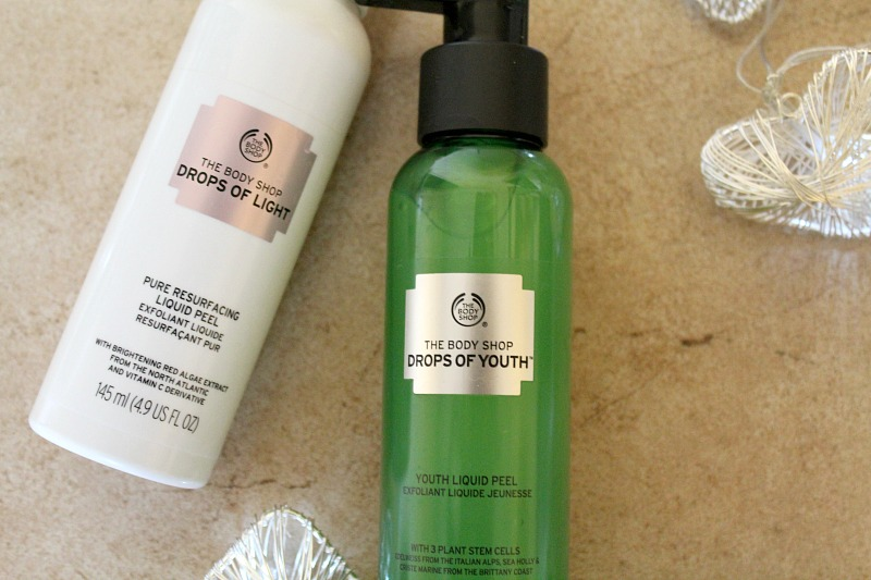 The Body Shop Liquid Peels