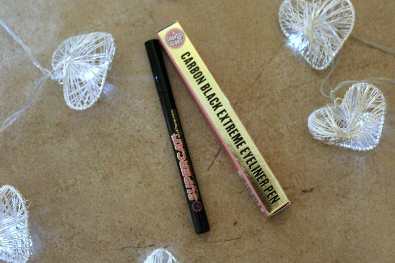 Soap & Glory Supercat Carbon Black Extreme Eyeliner Pen