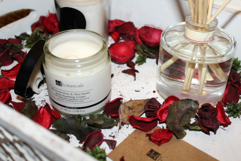 Moroccan Rose & Shea Butter Body Cream