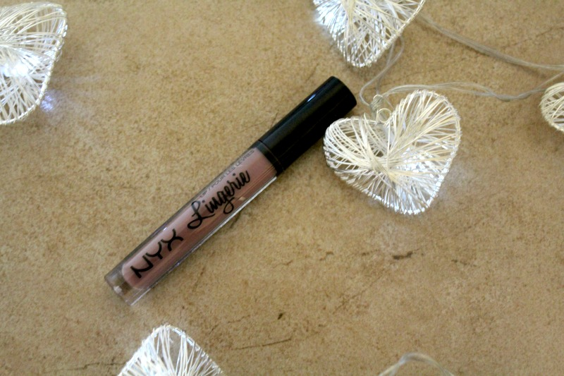 NYX Lip Lingerie in Embellishment