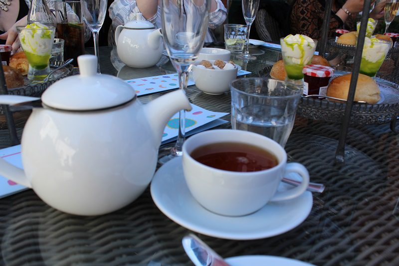 Afternoon tea - Hotel du vin