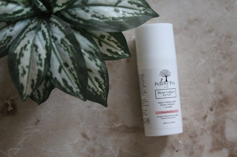 Peachy Fox Marine Collagen Eye Gel