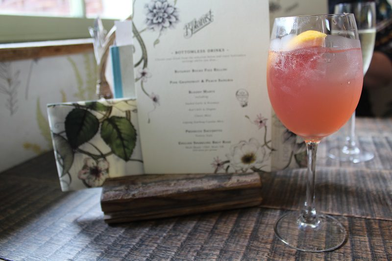 Bottomless Brunch The Botanist Marlow