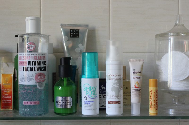 Everyday Morning Skincare routine